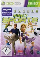 Kinect Sports XBOX 360 Boxen Bowling Tischtennis Fussball Athletik, Volleyball