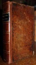 1811 Christian Best Companion Book of Common Prayer Psalter Psalms David Bungay