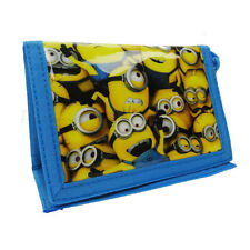 Despicable Me Minions Movie Wallet Kids Coin pouch
