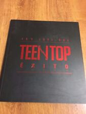 Teen Top USED Exito Album + Poster + C.A.P PC