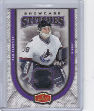 2006-07 Flair Showcase Stitches DAN CLOTHIER JERSEY! KINGS!