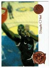 Shaquille O'Neal 1994-95 Future Playoff Heroes Orlando Magic #F6 Insert
