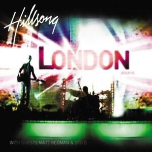 CD + DVD Hillsong London  JESUS IS  Praise & Worship NEU & OVP