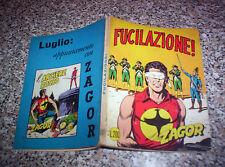 ZAGOR ZENITH N.111 ORIGINALE OTTIMO TIPO WEST TEX MARK ARALDO RANGER RODEO