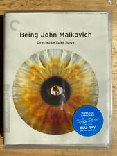 Being John Malkovich Criterion Collection (Blu Ray)