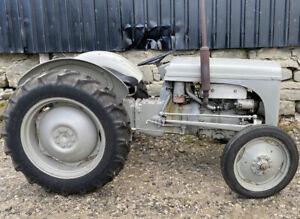 Ferguson TE20 TVO Tractor