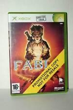 FABLE GIOCO USATO XBOX EDIZIONE INGLESE PAL VBC 44238