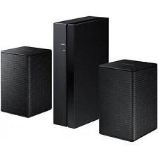 Samsung SWA-8000S 2.0 Surround Wireless Rear Speaker Kit, Black (2016 Model) NEW