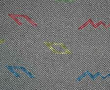REIMO VW INKA T5 Seat Upholstery Fabric Material 3M x 1.6M