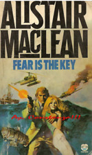 Fear is the Key - Alistair MacLean Audio Book MP 3 CD Unabridged 9 Hrs