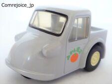 Choro Q TAKARA DAIHATSU Midget Orange Plantation Mint Pull Back Car Rare F/S