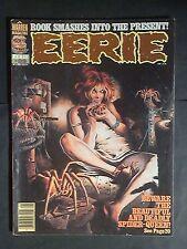 Warren Magazine  Eerie 89 Jan 1978