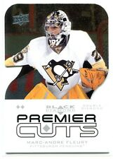 2008-09 Black Diamond Premier Die-Cut 32 Marc-Andre Fleury