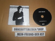 CD Indie Jack White - Love Interruption (1 Song) Promo XL RECORDINGS