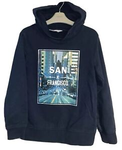 Boys Age 8-10 Years - H&M Hooded Top