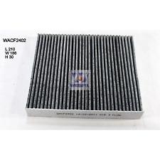 WESFIL CABIN AIR FILTER for SUBARU IMPREZA 1994-2011 WACF2402