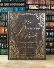 The Princess Bride by William Goldman: 30th Anniversary Deluxe First Edition Hc