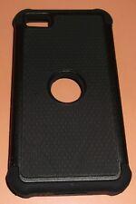 I-Blason Dual layer hybrid case for Blackberry Z10, Black, Rubber bumpers, NEW