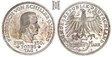 HMM - 5 DM 1955 F Zum 150. Todestag v. Friedrich v. Schiller J. 389 - 170309007