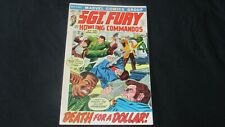 Sgt. Fury and his Howling Commandos #102 (Sept 1972 Marvel)