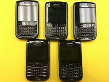 BlackBerry Bold 9650 - Black (Verizon) Smartphone Lot of 5