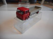 Schuco Bussing Truck in Red/Grey on 1:66 in Box