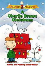 A CHARLIE BROWN CHRISTMAS TV POSTER 27x40 Peter Robbins Ann Altieri Chris Doran