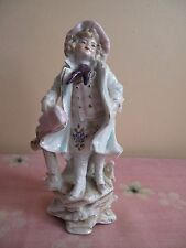 Antique 19th German Porcelain Figurine Hand painted