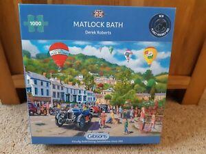 Gibson Matlock Bath Puzzle, 1000 Pieces (G6280)