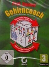 PROF. GENIUS' GEHIRNCOACH (PC) - NEU & SOFORT