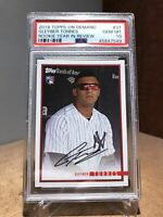 GLEYBER TORRES 2018 Topps On Demand Year in Review   PSA 10 Rookie CARD # 37