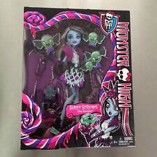 Monster High Sweet Screams ABBEY BOMINABLE - NEW & SEALED!