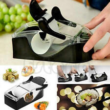 Kitchen Gadgets DIY Sushi Roller Cutter Machine Magic Maker Perfect Roll Tool