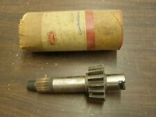 NOS OEM Ford 8N Tractor Pittman Shaft Gear 1947 1948 1949 1950 1951 1952