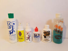 Bundle of Misc BCD Cleaner & Dive Mask Anti-Fog Sprays and Gels-PreOwned