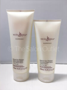 Neal & and Wolf Harmony Intensive Shampoo 250ml Conditioner Treatment 200ml Duo