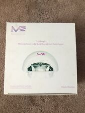 MelodySusie 12w LED Light Gel Nail Dryer - Violet Series - White