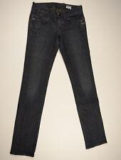 G-Star Raw Jeans 'ELECT STRAIGHT WMN' W26 L34 EUC RRP $289 Womens