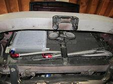 CXRacing Aluminum Engine Oil Cooler Kit For Mitsubishi 3000GT Dodge Stealth