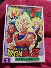 "Dragon Ball Z Vintage Figure Model Kit ,""Academy Bat Japan - Super Sayin Mode ,"