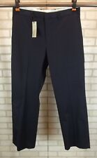NEW Express Agent Dress Pants Slacks Sz 32 W x 30 L Mens Navy Blue NWT Relaxed