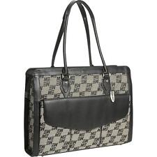 Mobile Edge Large Geneva Jacquard  17-Inch Tote - Notebook carrying case
