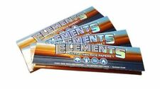 Elements King Size Rice Rolling Papers  - 4 Packs. Save a trip to the store!!