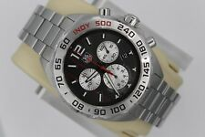 Tag Heuer Formula 1 Watch Mens CAZ1114.BA0877 INDY 500 SS CHRONOGRAPH F1 Silver