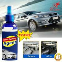 New Anti Scratch Hydrophobic Nano Coating Agent Spray Car Care Cleaning 30ml