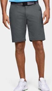 Under Armour Men's UA Tech Golf Shorts. Pitch Gray. 1350071