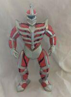 "1994 Power Rangers 8"" Deluxe Evil Space Alien Lord Zedd Action Figure Bandai"
