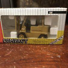 Joal #215 1/25 Caterpillar CAT Lift / Fork Truck Forklift Diecast Model 183 NIB