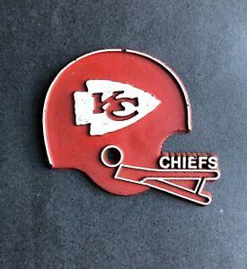 Vintage 1970's Kansas City Chiefs Magnet - Original Owner - Free Shipping!!!