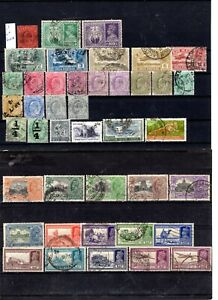 INDIA        NICE   USED  LOT   1900/49      68
